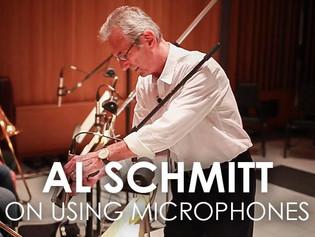 Al Schmitt On Using Microphones