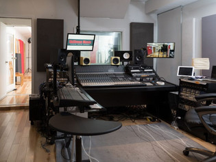 Classical New York Studio Chooses Audient ASP4816