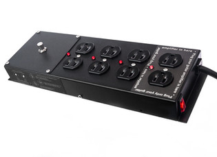 Rockn Stompn Sequential Power Strip For Musicians