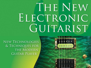 Electronic Musician Reviews The New Electronic Guitarist