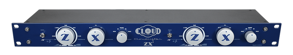 Cloudlifter ZX2 Front