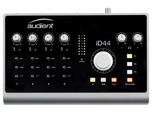 Audient Announces New Audio Interface: iD44