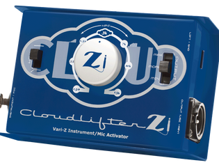 Take Control of Your Sound: Cloud Microphones Cloudlifter Zi Vari-Z  Instrument DI and Mic Activator