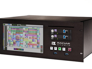 iZ Now Shipping RADAR STUDIO