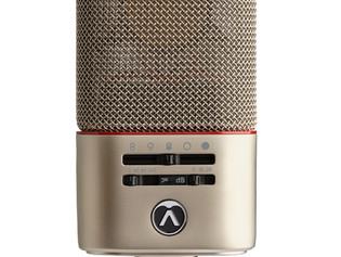 AES debut for Austrian Audio's revolutionary OC818 microphone