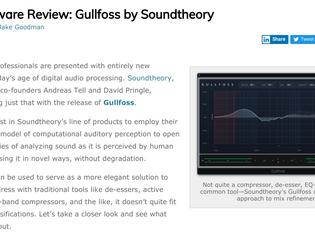 Blown away - SonicScoop's review of Gullfoss