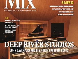 Mix Reviews The Great British Recording Studios