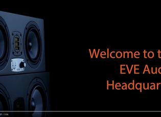 EVE Audio Video Tour