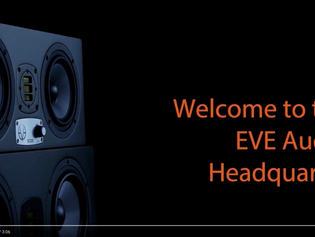EVE Audio Video Tour