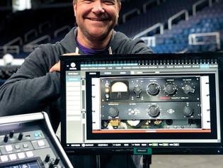 "UA endorser Chris Rabold calls UA Live Rack ""the most reliable platform I've used yet"""