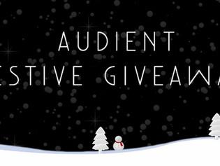 Audient Festive Giveaway!
