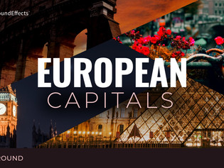 Pro Sound Effects Releases European Capitals Library
