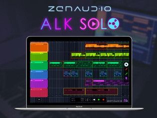 zenAud.io Introduces ALK2 Solo