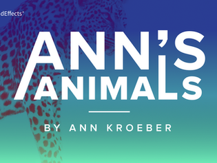 Pro Sound Effects Releases Ann's Animals Sound Library