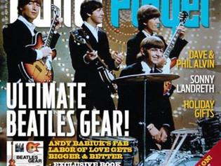 Guitar Player Magazine Excerpts Babiuk's Beatles Gear
