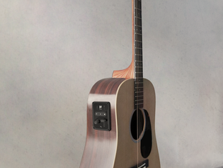 HyVibe Audio Introduces The Smart Acoustic Guitar
