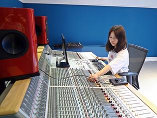 Sonic Scoop Features South Korea Studio's Use of Audient ASP8024