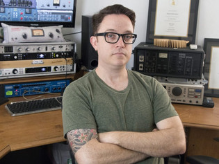 Music Tech Interviews Jason Schweitzer for UAD