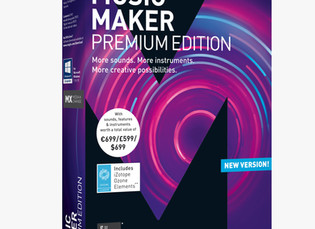 MAGIX releases the latest Music Maker Editions: Now fully customizable!