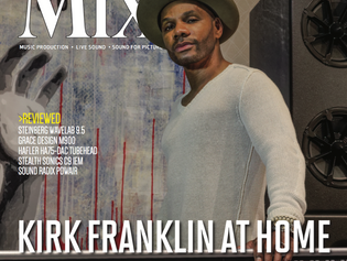 Mix Magazine Interviews Mark Isham
