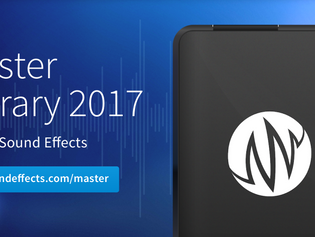 Pro Sound Effects® Releases New Master Library 2017