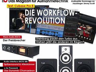 Eisenberg VIER gets high marks from Professional Audio Magazine