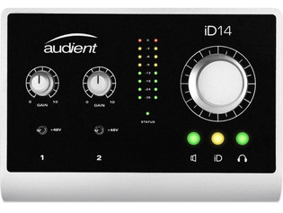 Audient Announces Two New Products At MusikMesse