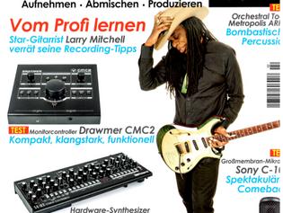 Professional Audio Magazine Tests Magix Sound Forge Audio Studio 12