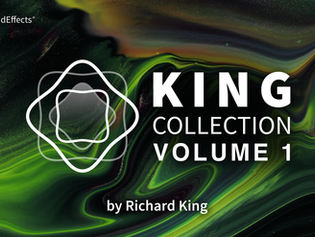 Pro Sound Effects Releases Richard King's First Ever Sound Effects Library