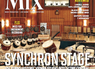Mix Reviews Ozone, Covers Myriad in May