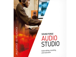 Sound Architect Reviews Sound Forge Audio Studio 12