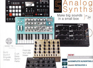 EM Announces VIER Software Synth