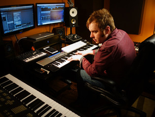 Audient Helps Refresh TV Composer's Creative Process