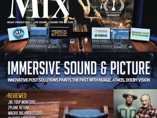 Mix Announces Gullfoss