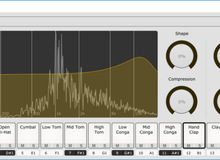 New Drum Sampler Sitala Impresses With Simplicity