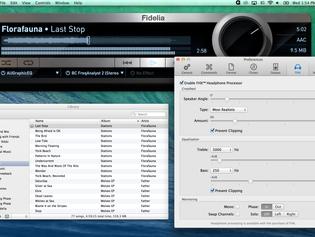 Audiofile Releases Fidelia 1.5