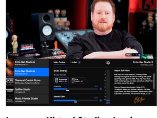 Audio Media International Reviews Immerse Virtual Studio