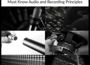 The Blackbird Academy Foundations: Must Know Audio and Recording Principles