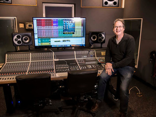Sacramento City College Installs Audient Heritage Console
