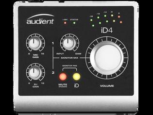 Audio News Room Reviews Audient iD4