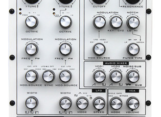 Momentum Audio Sales Named US Distributor of Analogue Solutions Synthesizers