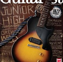"""Guitarist Reviews """"Rolling Stones Gear"""" and interviews Andy Babuk"""