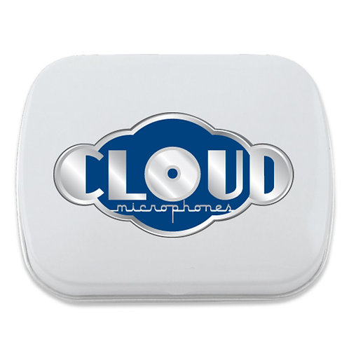 Cloud Micro-Mint Tin