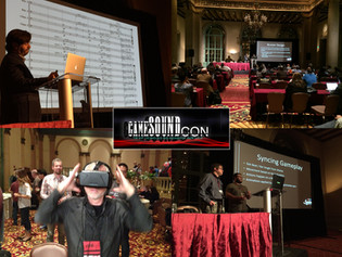 GameSoundCon returns to Los Angeles for the 10th year this October