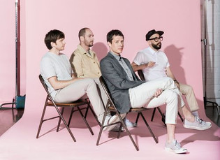 """Blend Hosts Stems of OK Go's """"I Won't Let You Down"""" For Remixing"""