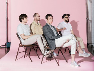 "Blend Hosts Stems of OK Go's ""I Won't Let You Down"" For Remixing"