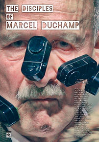 Poster The disciples of Marcel Duchamp -