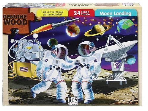 Moon Landing | 24 Piece