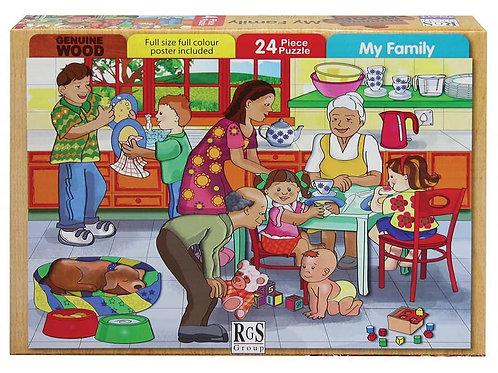 My Family | 24 Piece