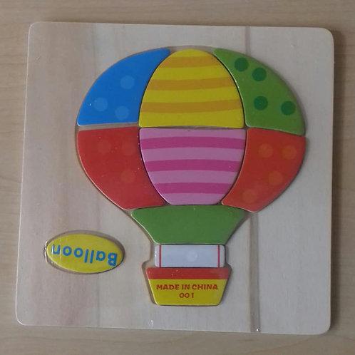 Wooden Hot Air Balloon